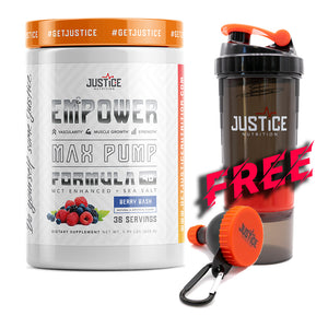EMPOWER WITH FREE SHAKER CUP AND FUNNEL