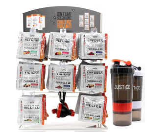 Justice Nutrition Gym Bundle