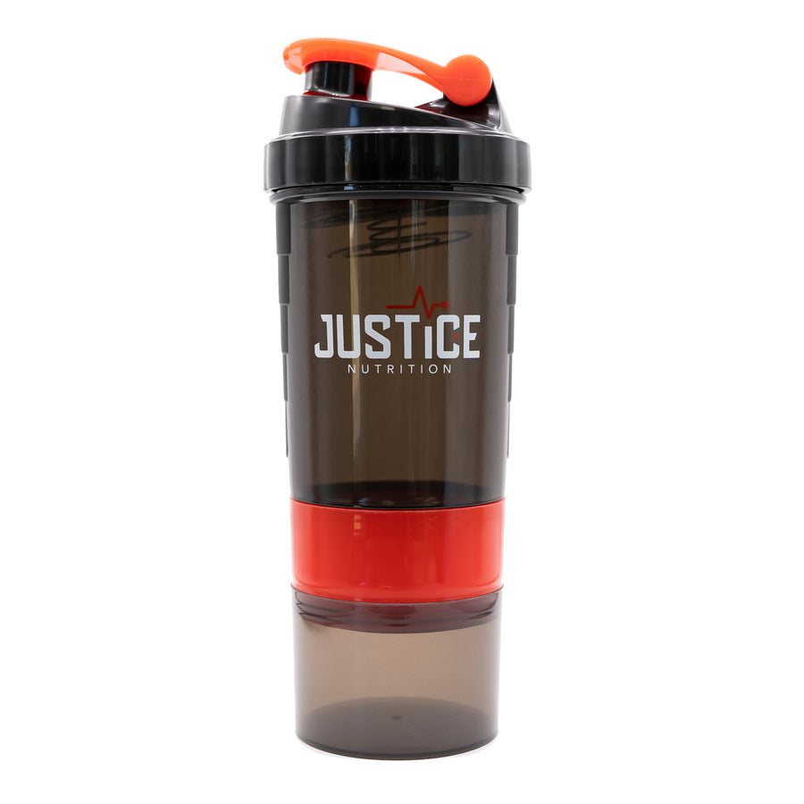 Justice Nutrition Shaker Cups