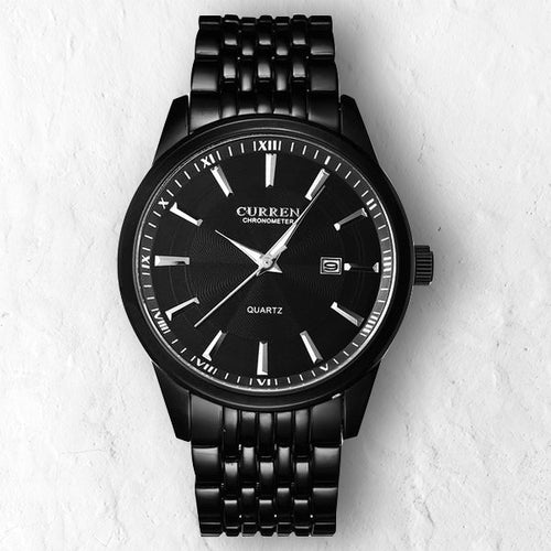BLACK DIAMOND - 43mm - STYL watches, proudly under 40$