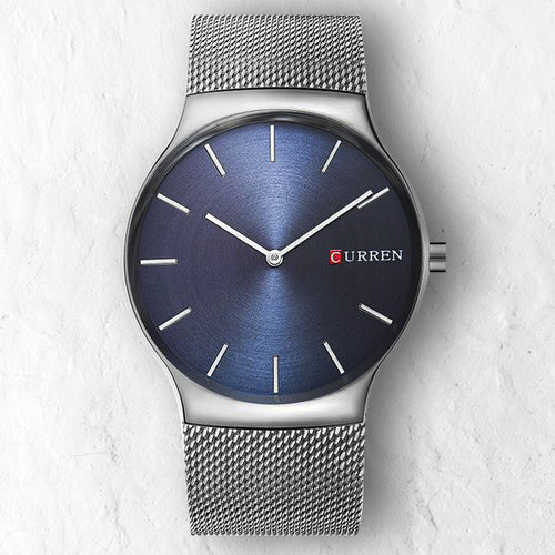 BLUE TITANIUM - 40mm - STYL watches, proudly under 40$