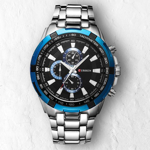DARK SEA - 46mm - STYL watches, proudly under 40$