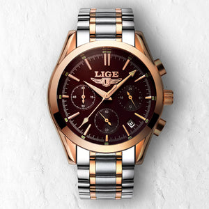 GOLD MINE - 40mm - STYL watches, proudly under 40$