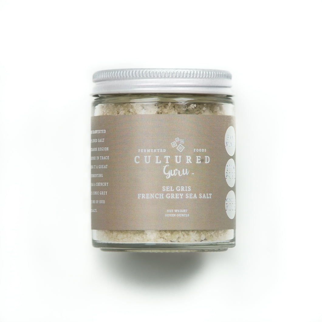 Sel Gris French Grey Sea Salt