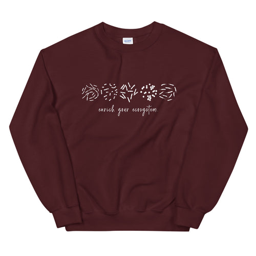 Enrich Your Ecosystem Sweatshirt