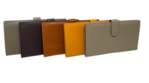 Beck Leather Long Passport / Wallet