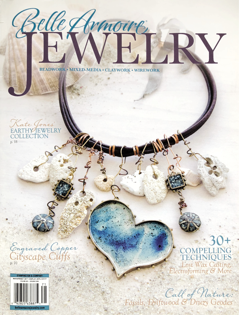 Belle Armoire Jewelry May 2017 Pliers & String Feature