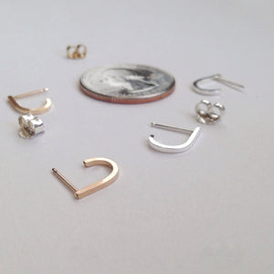 Cradle Bar Studs
