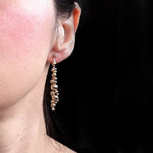 Granules | Drop Earrings