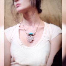 Talia Necklace | Turquoise
