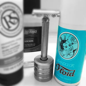 Shave of the Day - Floid Sandolor