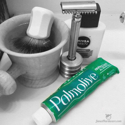 Shave of the Day - Palmolive Shaving Cream