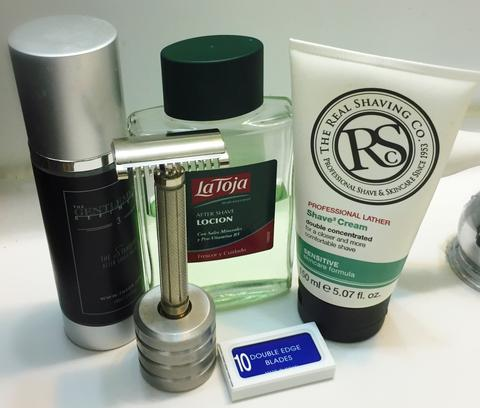 Shave of the Day - Real Shaving Co