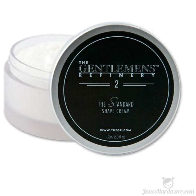 Gentlemens Refinery Shaving Cream