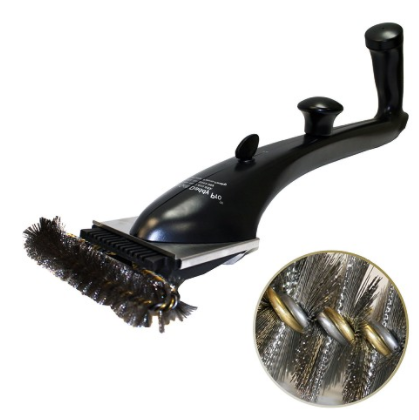 PRO SAFETY-CLEAN™ Brush with Bristle-Lock™ Technology