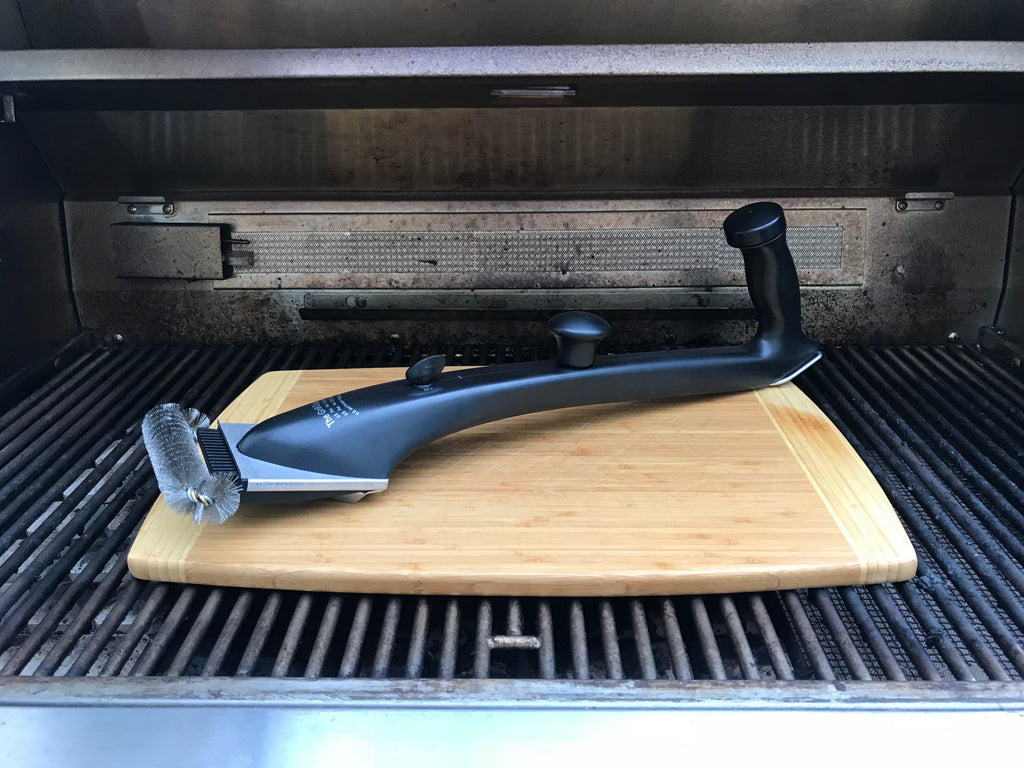 Grill Daddy PRO SAFETY-CLEAN™
