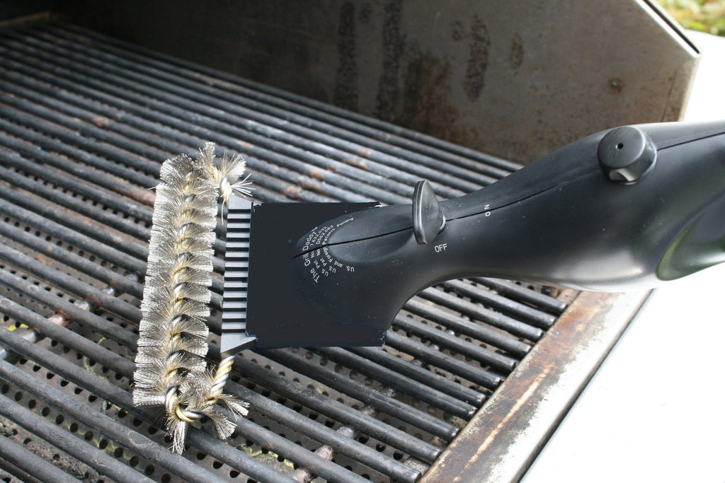 Authentic Original Grill Daddy (Safety Clean Version)