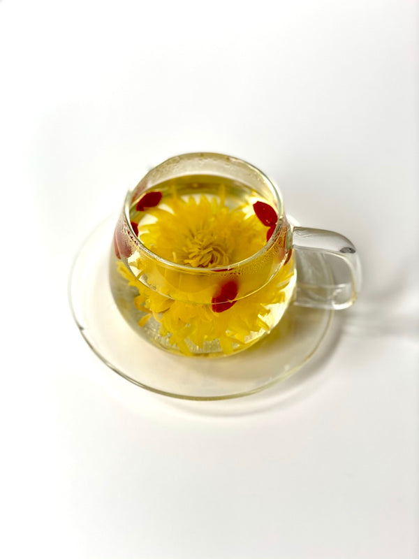 Chrysanthemum Tea with Goji Berries