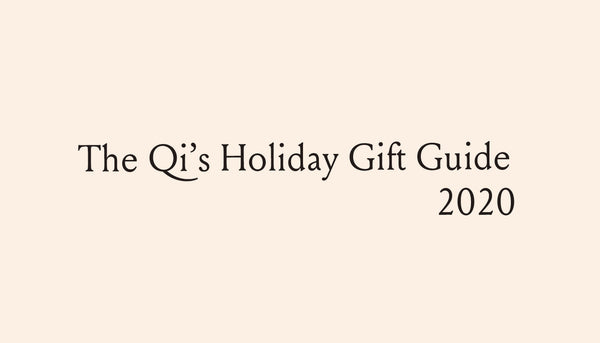 The Qi's Holiday Gift Guide 2020, wellness, small businesses, holiday season