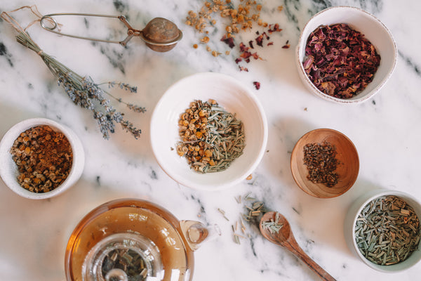 True teas vs. Herbal teas, what's the difference?