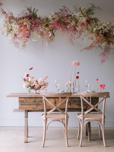 Paulina Nieliwocki, Floral Designer, The Qi Flower Person Interview, Tea, Floral, Wellness, Relaxation, Beauty