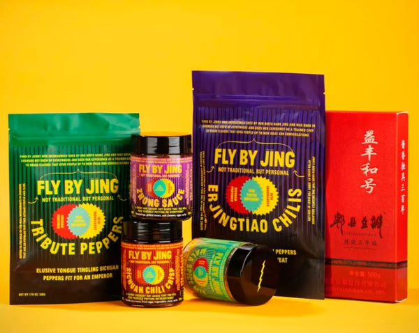 fly by jing sichuan pantry spice lovers
