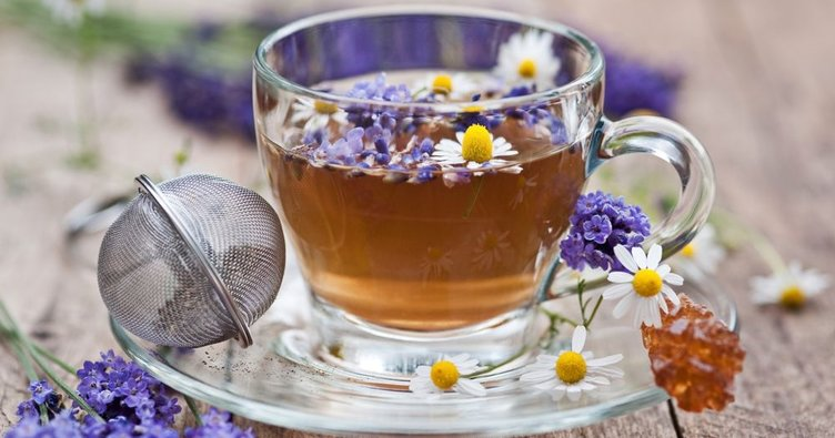 lavender tea picture