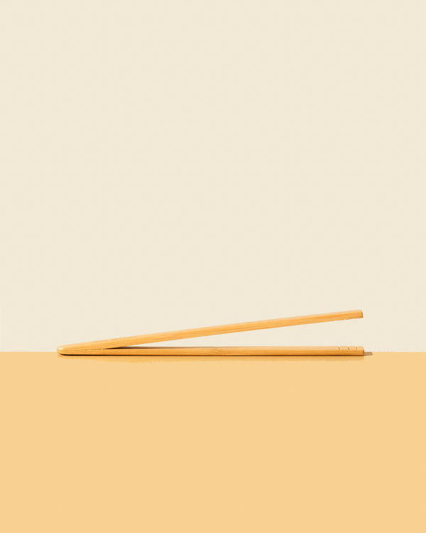 Bamboo Tongs | The Qi