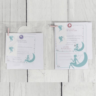 Tooth Fairy Letter Heads