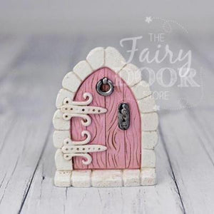 Fairy Floss Resin Magical Pixie Door