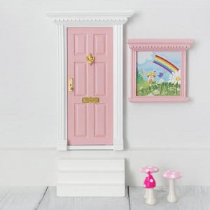 Fairy Door with Window