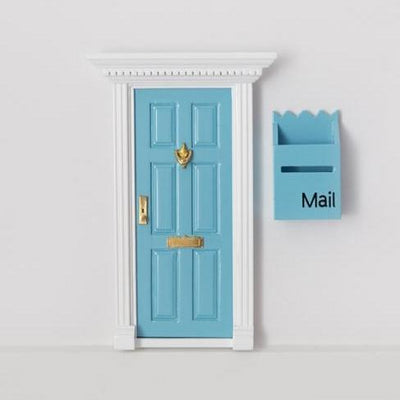 Fairy Door with Mailbox