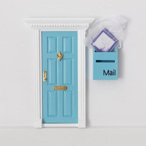 Fairy Door with Mailbox and Affirmation Cards