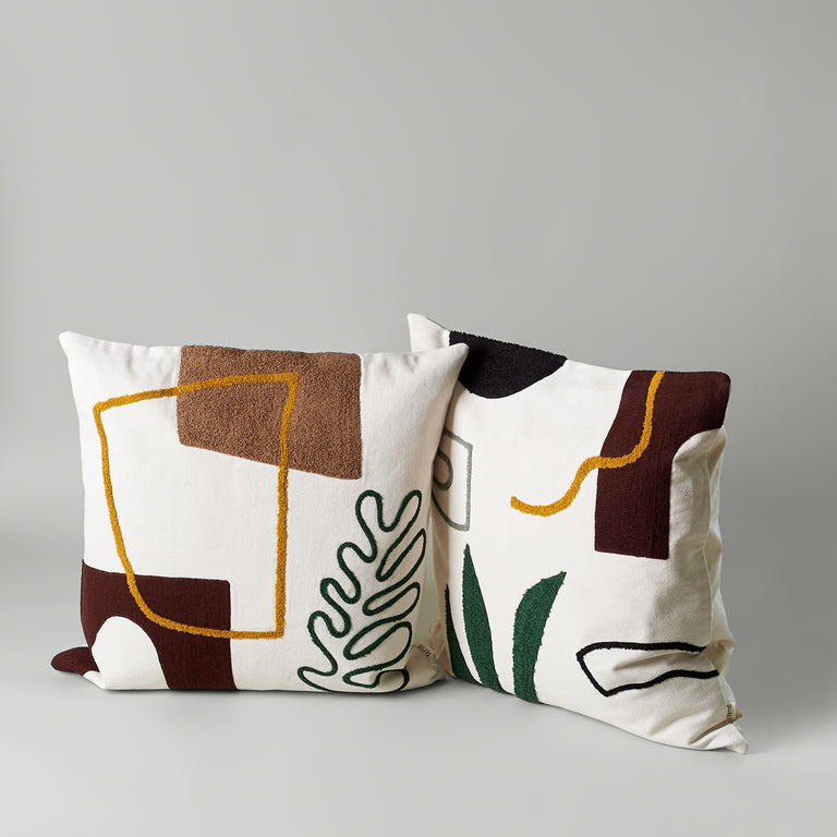 Mirage cushions