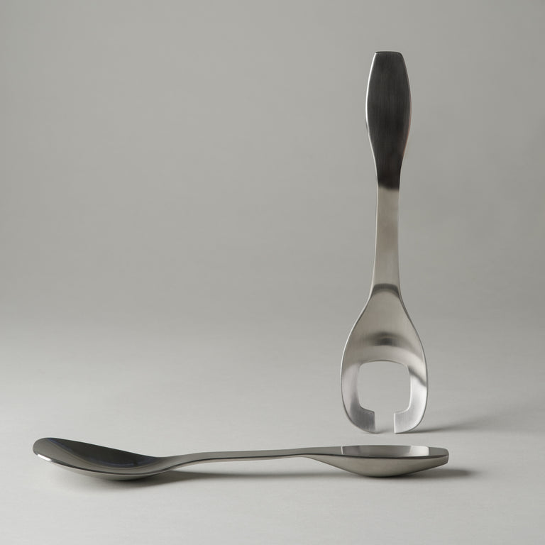 Collective Tools salad servers