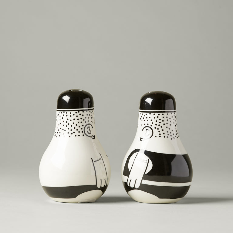 Friends salt & pepper set