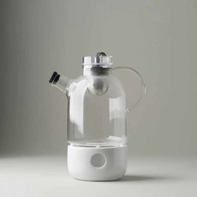 Kettle teapot and heater