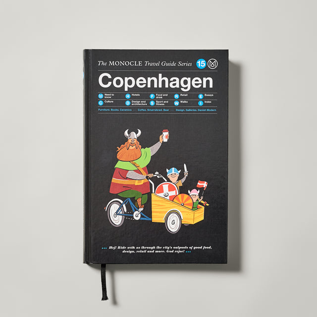 The Monocle Travel Guide Series: Copenhagen