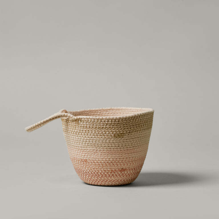 Rope small planters