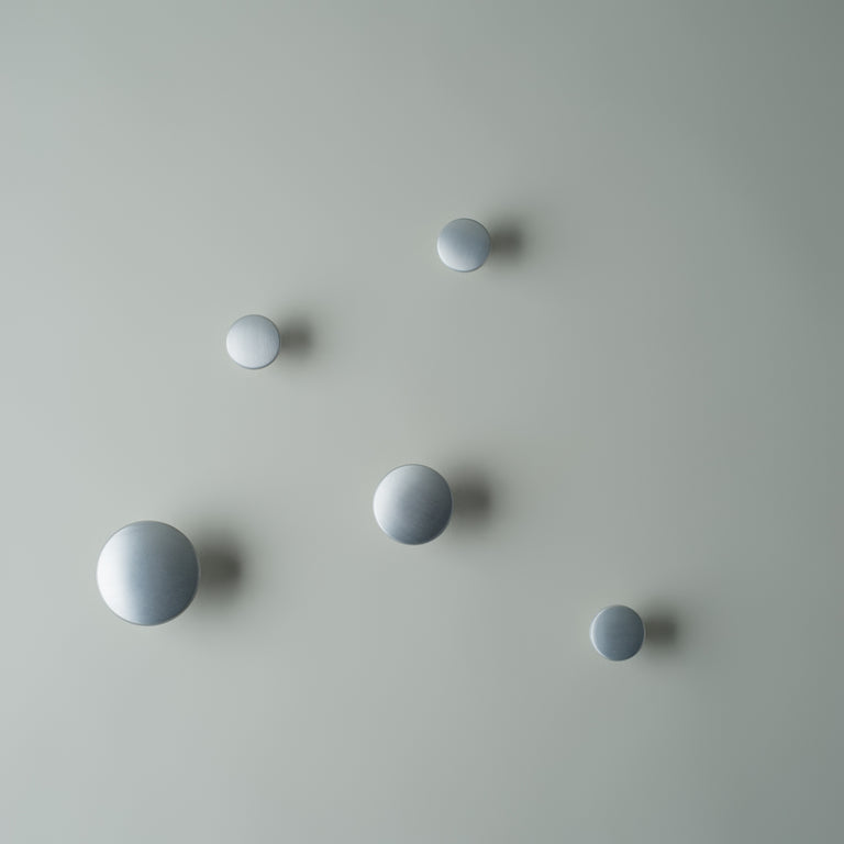 The Dots metal (set of 5 hooks)