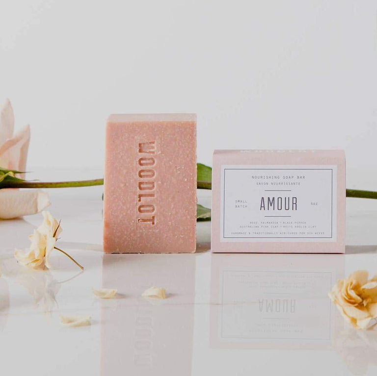 Amour soap bar
