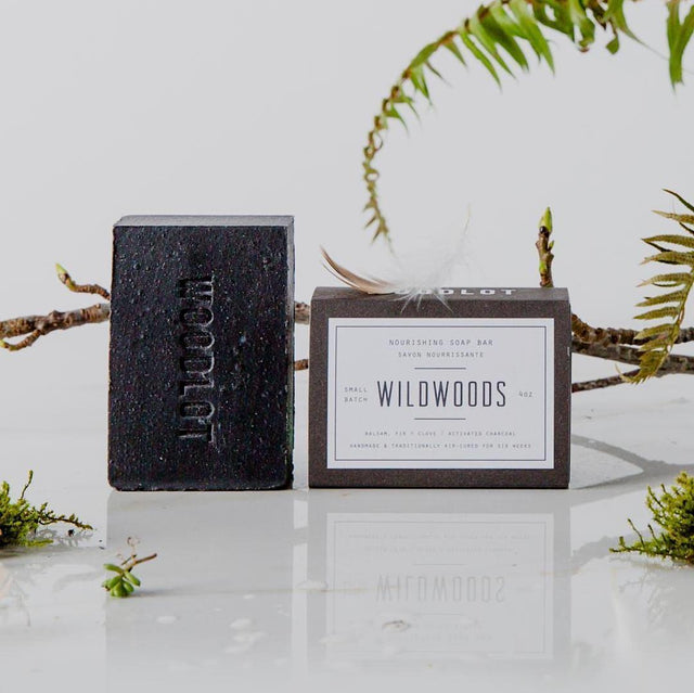 Wildwoods soap bar