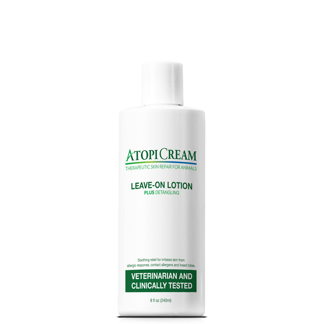 AtopiCream™ Leave on Lotion - vetrimaxproducts