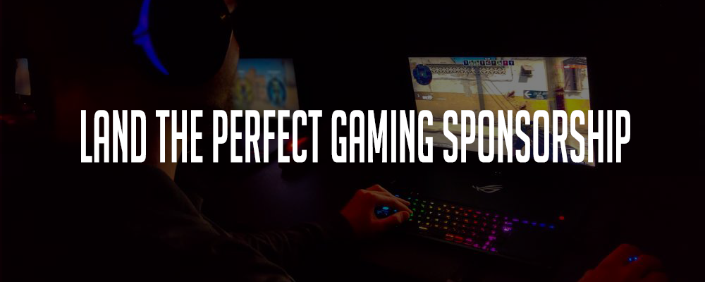 Tips to a successful gaming sponsorship application