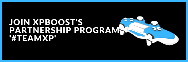 XPBOOST SPONSORSHIPS