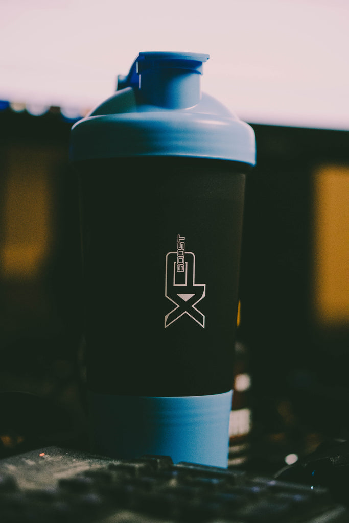 XPBOOST Double Barrel shaker - XPBOOST Energy & focus formula