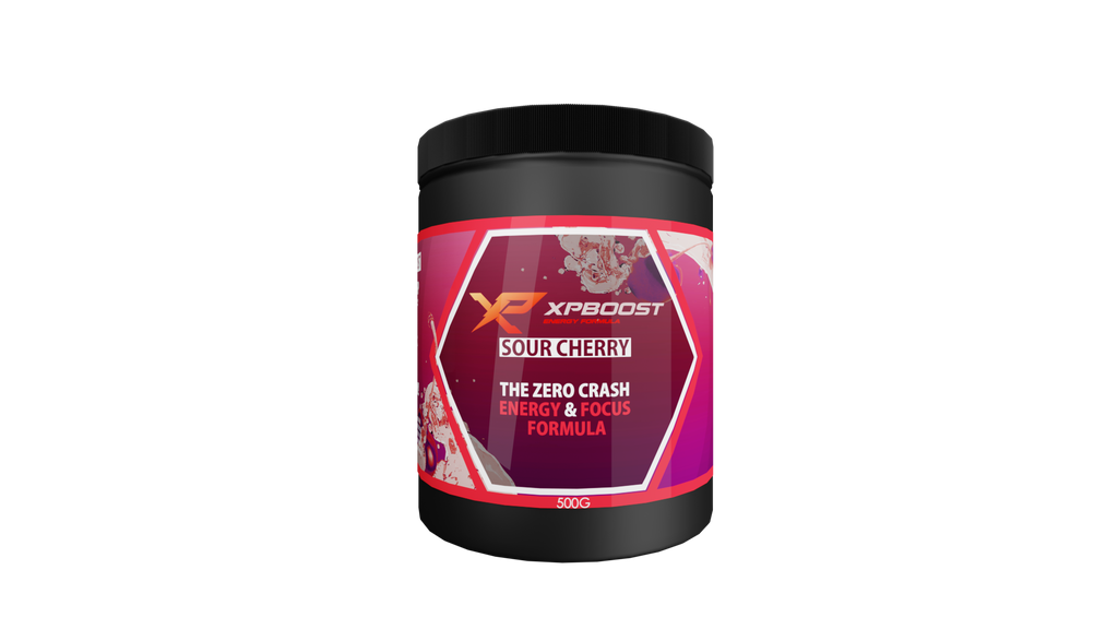 SOUR CHERRY TUB - XPBOOST Energy & focus formula
