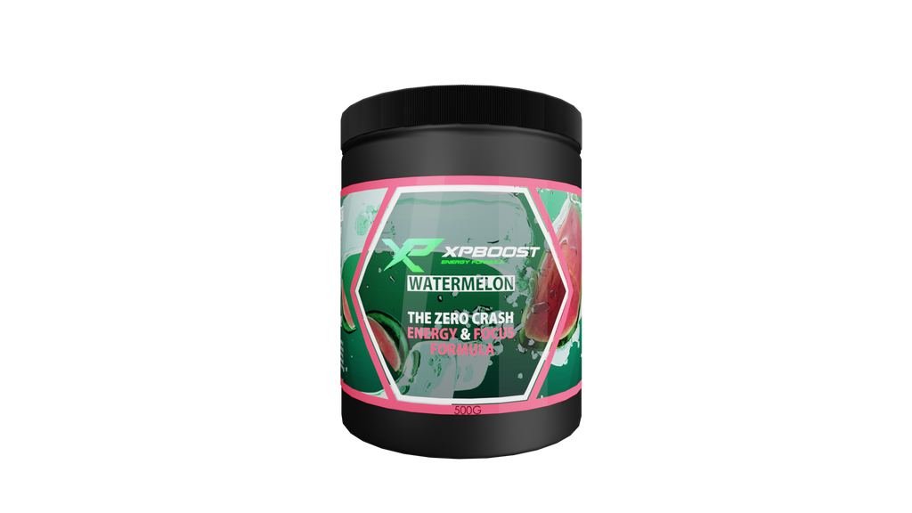 Watermelon tub - XPBOOST Energy & focus formula