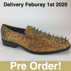 Preorder Spiked Shoes for 2020