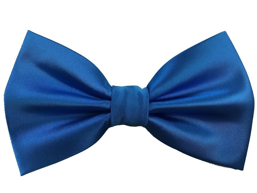 Royal Blue Bowtie